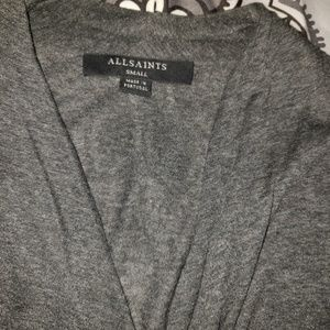 All Saints Wrap top small